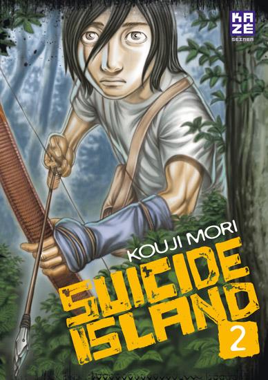 Suicide Island  PDF  Tome 01-13