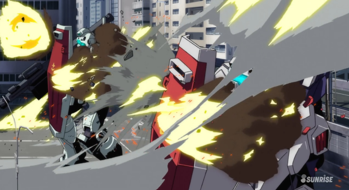 Dakar Gundam 0096