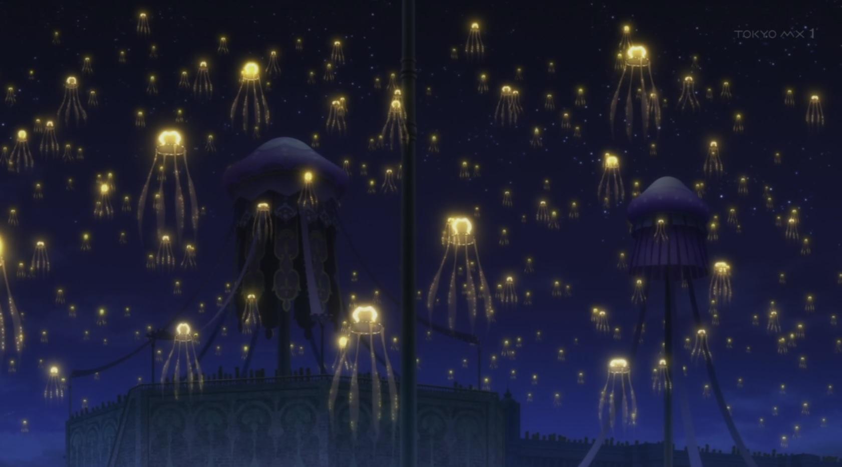 Jellyfish Macross