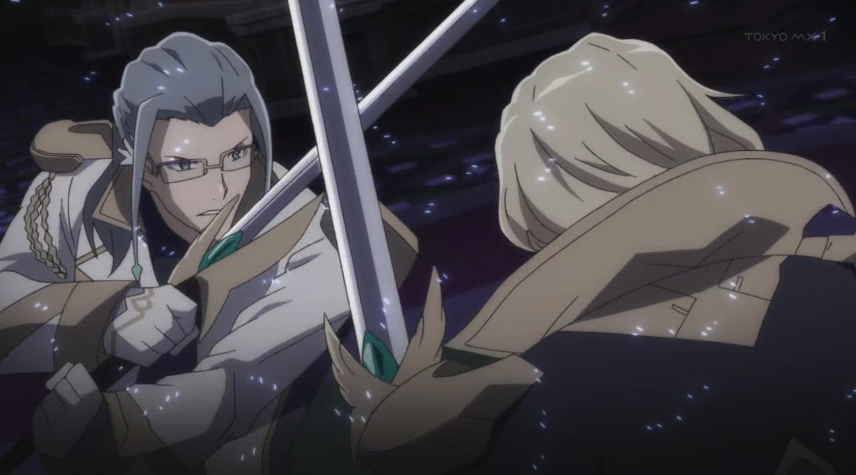 Roid versus White Knight