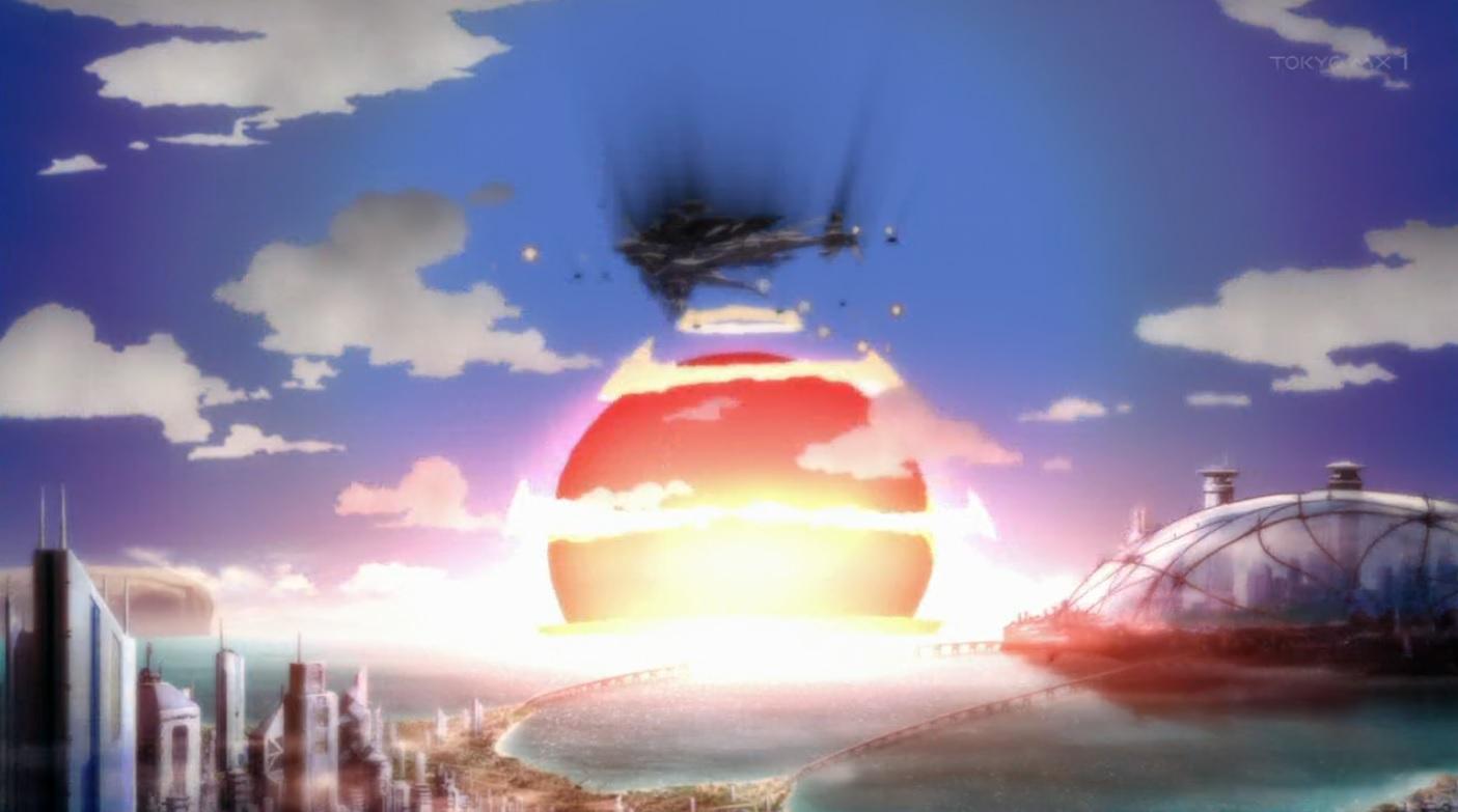 Macross Delta Explosion